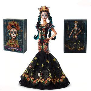 Barbie Dia De Muertos Day of The Dead Doll 2019